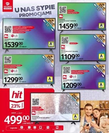 Gazetka promocyjna Selgros Cash&Carry, ważna od 17.01.2019 do 30.01.2019.
