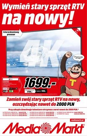 Gazetka promocyjna Media Markt, ważna od 14.01.2019 do 17.01.2019.