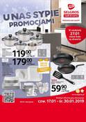 Gazetka promocyjna Selgros Cash&Carry - U nas sypie promocjami  - ważna do 30-01-2019