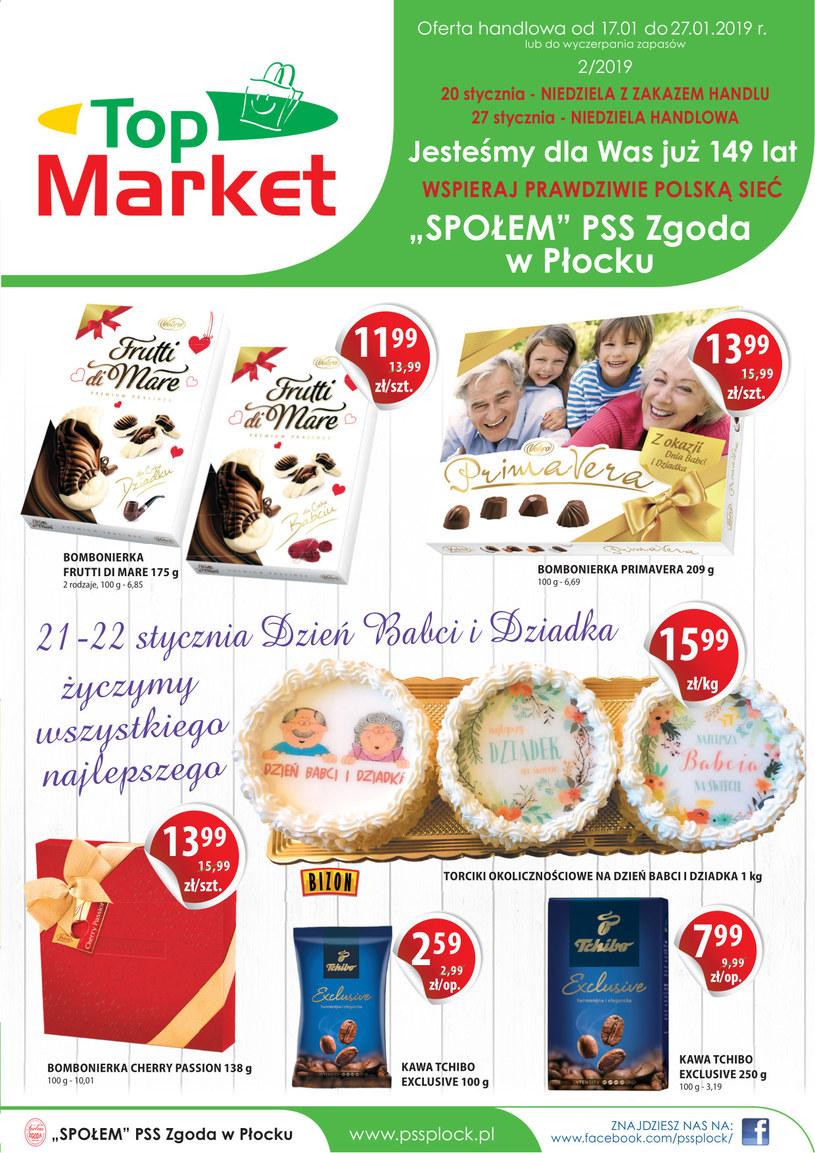 PSS Zgoda Płock: 1 gazetka