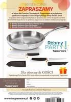 Gazetka promocyjna Tupperware - Party