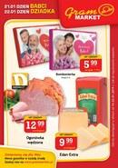 Gazetka promocyjna Gram Market - Gazetka promocyjna
