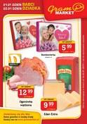Gazetka promocyjna Gram Market - Gazetka promocyjna - ważna do 22-01-2019