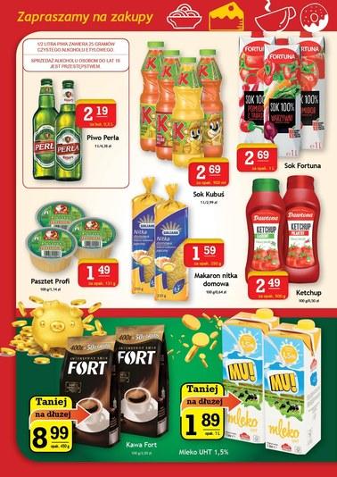 Gazetka promocyjna Gram Market, ważna od 16.01.2019 do 22.01.2019.
