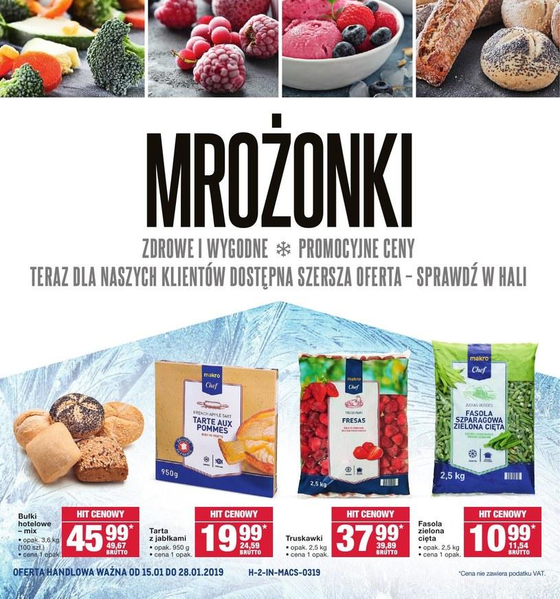 Makro Cash&Carry: 4 gazetki