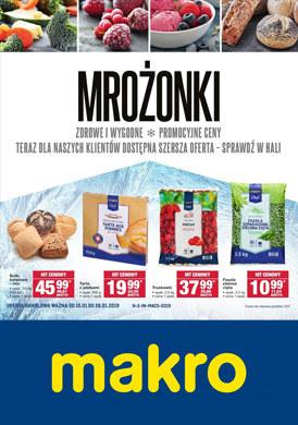 Gazetka promocyjna Makro Cash&Carry - Mrożonki