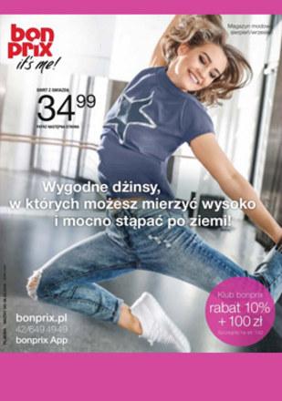 Gazetka promocyjna BonPrix, ważna od 10.08.2018 do 06.02.2019.