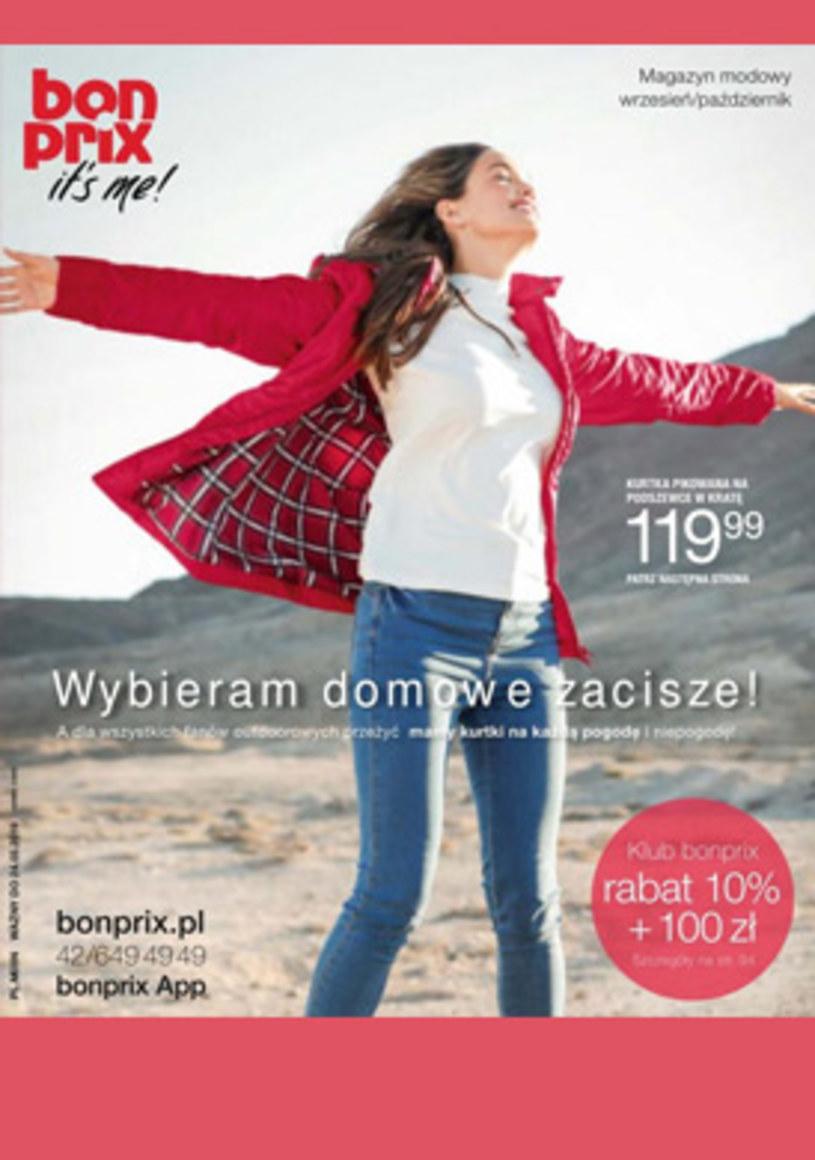 BonPrix: 9 gazetki
