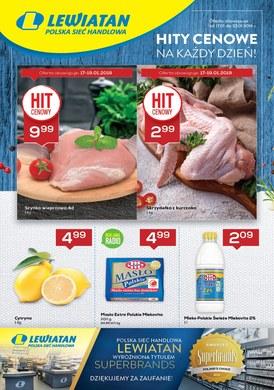 Gazetka promocyjna Lewiatan - Gazetka handlowa - Podkarpacie