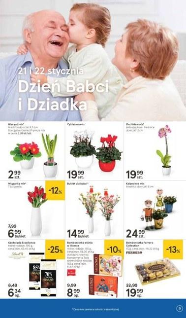 Gazetka promocyjna Tesco, ważna od 17.01.2019 do 23.01.2019.