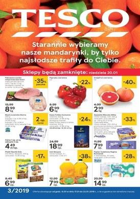 Gazetka promocyjna Tesco Hipermarket - Oferta handlowa