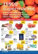 Gazetka promocyjna Tesco Supermarket - Gazetka promocyjna - ważna do 23-01-2019