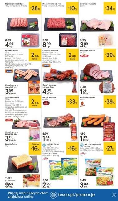 Gazetka promocyjna Tesco Supermarket, ważna od 17.01.2019 do 23.01.2019.