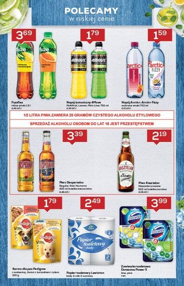 Gazetka promocyjna Lewiatan, ważna od 17.01.2019 do 23.01.2019.