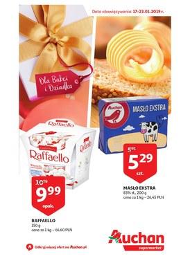 Gazetka promocyjna Auchan - Dla Babci i Dziadka