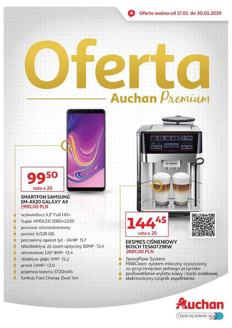 Gazetka promocyjna Auchan - ważna od 17. 01. 2019 do 30. 01. 2019