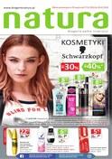 Gazetka promocyjna Drogerie Natura - Drogeria pełna inspiracji  - ważna do 30-01-2019