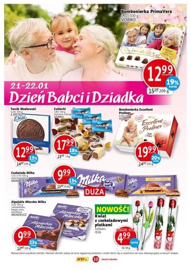 Gazetka promocyjna Prim Market, ważna od 17.01.2019 do 23.01.2019.