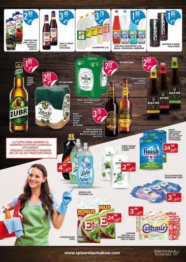 Gazetka promocyjna Spiżarnia Smakosza, ważna od 17.01.2019 do 27.01.2019.