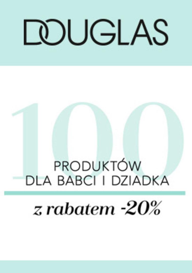 Gazetka promocyjna Douglas - ważna od 17. 01. 2019 do 22. 01. 2019