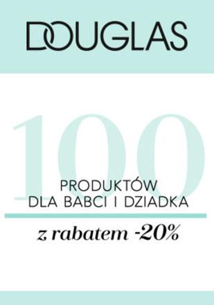 Gazetka promocyjna Douglas, ważna od 17.01.2019 do 22.01.2019.