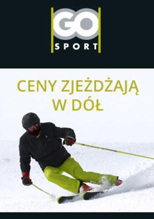 Gazetka promocyjna GO Sport, ważna od 17.01.2019 do 31.01.2019.