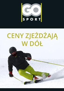 Gazetka promocyjna GO Sport - Ceny zjeżdżają w dół