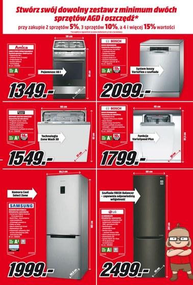 Gazetka promocyjna Media Markt, ważna od 18.01.2019 do 21.01.2019.