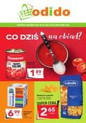 Gazetka promocyjna Odido - Co dziś na obiad? - ważna do 31-01-2019