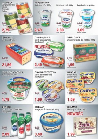 Gazetka promocyjna PSS Stalowa Wola, ważna od 21.01.2019 do 03.02.2019.