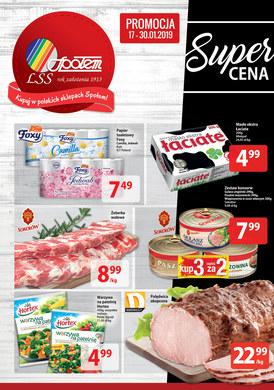 Gazetka promocyjna PSS Lublin - Super cena