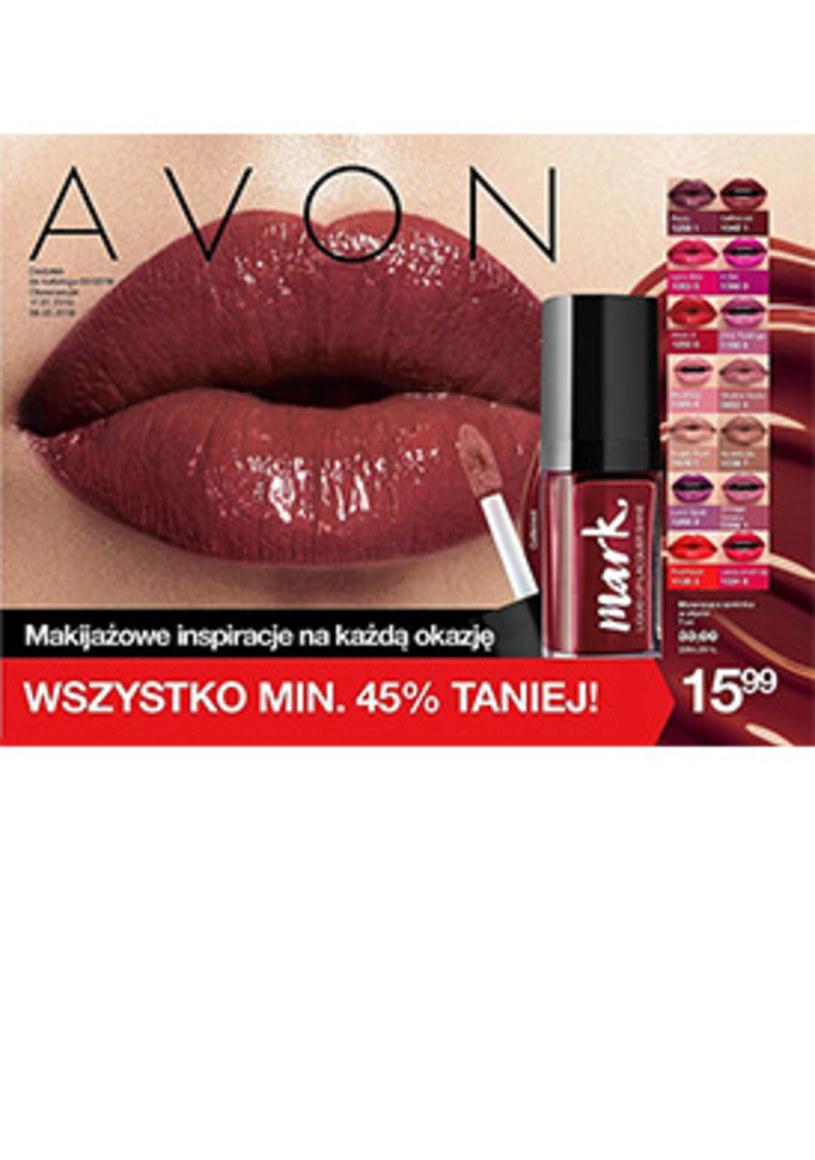 Gazetka promocyjna Avon - ważna od 17. 01. 2019 do 06. 02. 2019