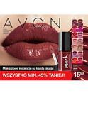 Gazetka promocyjna Avon - Makijażowe inspiracje - ważna do 06-02-2019