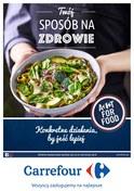 Gazetka promocyjna Carrefour - Twój sposób na zdrowie - ważna do 09-02-2019