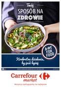 Gazetka promocyjna Carrefour Market - Twój sposób na zdrowie - ważna do 09-02-2019