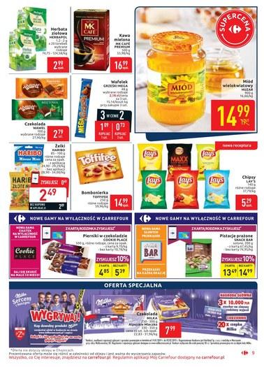 Gazetka promocyjna Carrefour Market, ważna od 22.01.2019 do 02.02.2019.