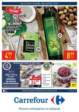 Gazetka promocyjna Carrefour - Najlepszy wybór, najlepsze ceny