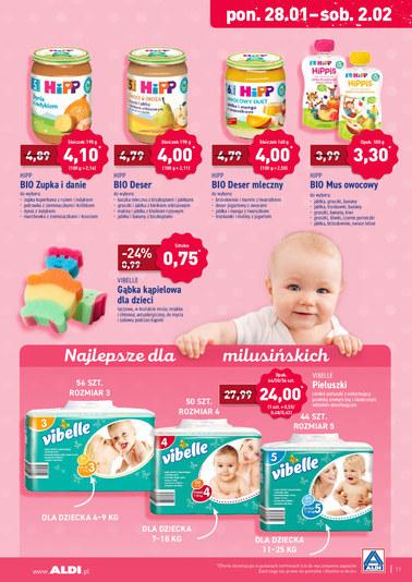 Gazetka promocyjna Aldi, ważna od 28.01.2019 do 02.02.2019.