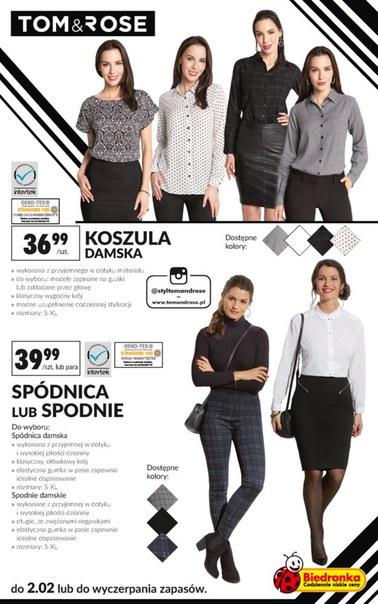 Gazetka promocyjna Biedronka, ważna od 21.01.2019 do 06.02.2019.