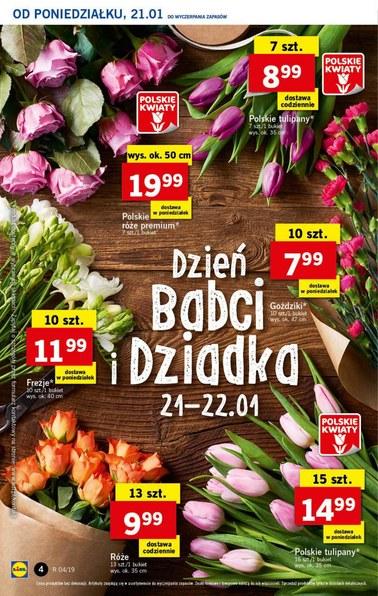 Gazetka promocyjna Lidl, ważna od 21.01.2019 do 23.01.2019.