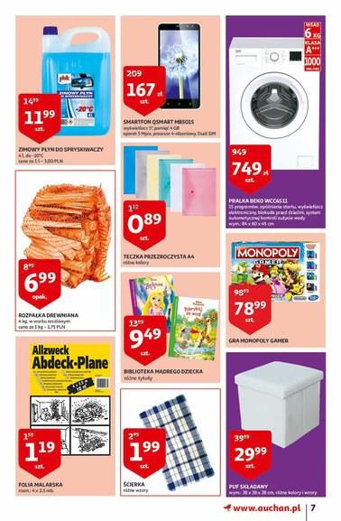 Gazetka promocyjna Auchan, ważna od 24.01.2019 do 27.01.2019.