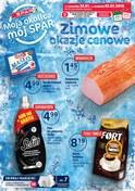 Gazetka promocyjna SPAR - Zimowe okazje cenowe  - ważna do 03-02-2019