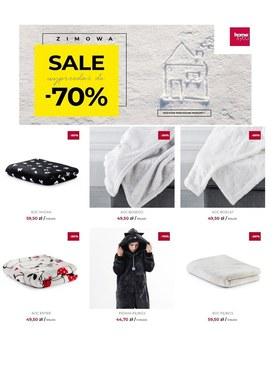Gazetka promocyjna Home&You - Sale, wyprzedaż do -70%