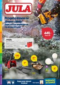 Gazetka promocyjna Jula - Przygotuj drewno na zimowe chłody  - ważna do 10-02-2019