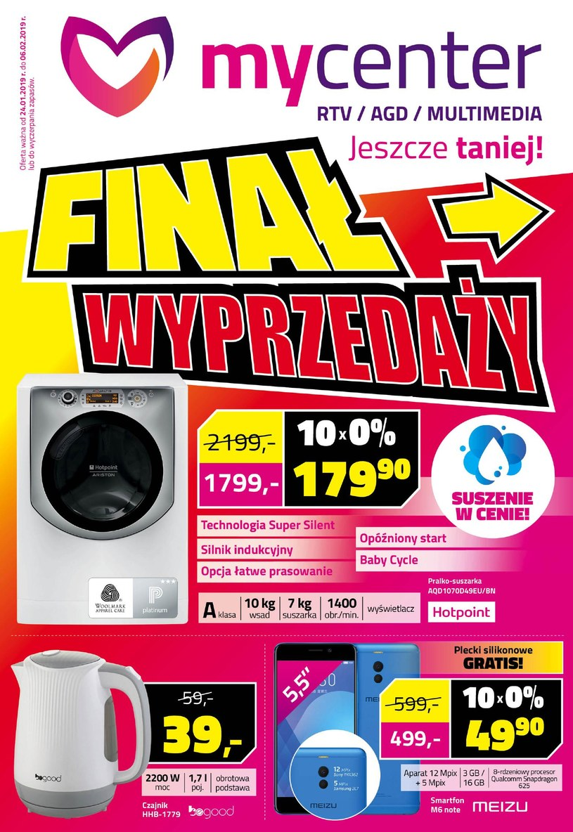 MyCenter: 2 gazetki