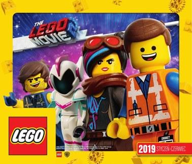 Gazetka promocyjna Lego, ważna od 22.01.2019 do 30.06.2019.
