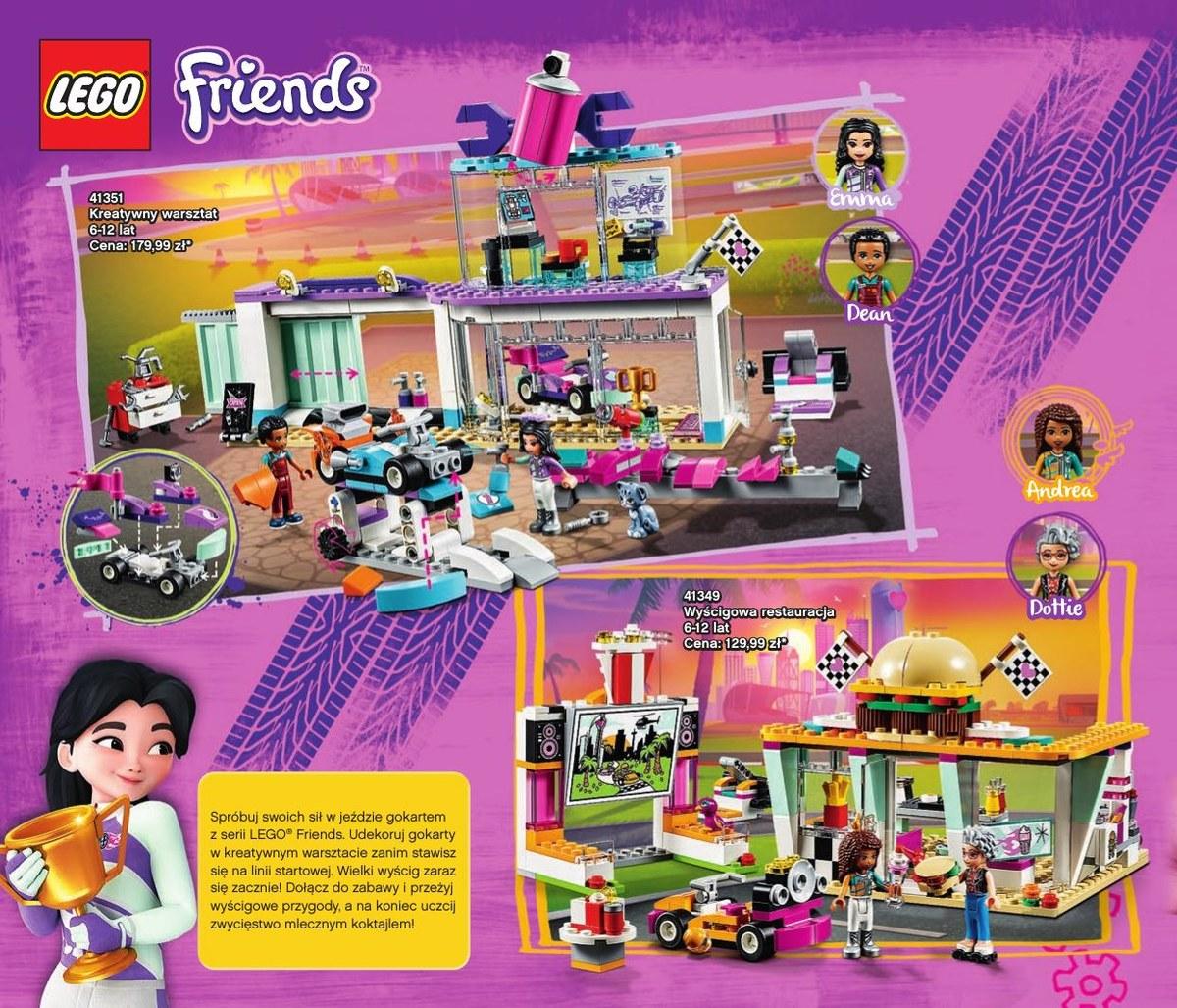 Gazetki Lego Friends 2019