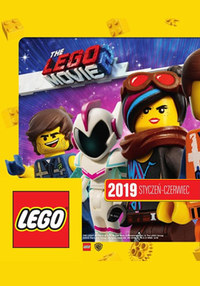 Gazetka promocyjna Lego - The Lego Movie 2 - ważna do 30-06-2019
