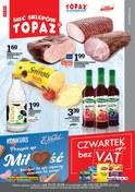 Gazetka promocyjna Topaz - Oferta handlowa  - ważna do 06-02-2019