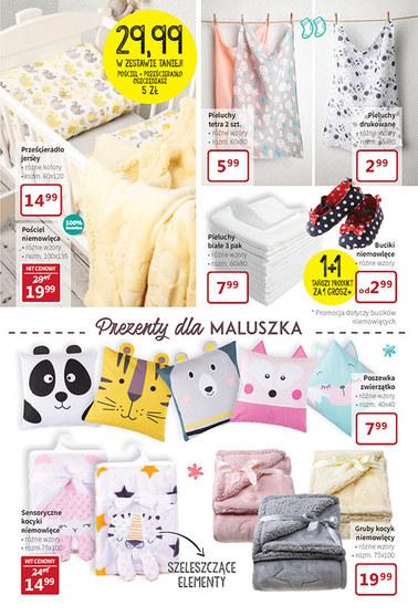 Gazetka promocyjna Textil Market, ważna od 23.01.2019 do 29.01.2019.